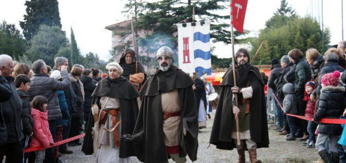Attività degli Arcieri del Martello