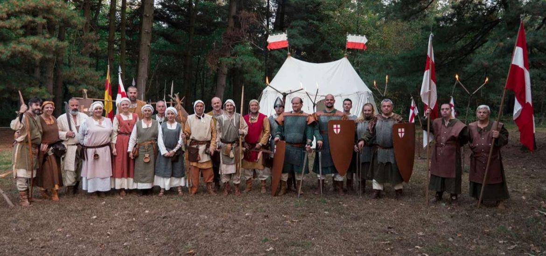 Gli Arcieri del Martello attori per un giorno grazie a Legnanonews - Palio di Legnano 2019