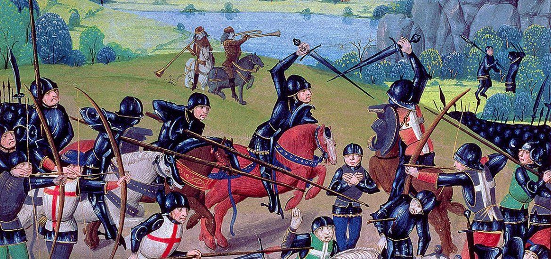 La Battaglia di Agincourt